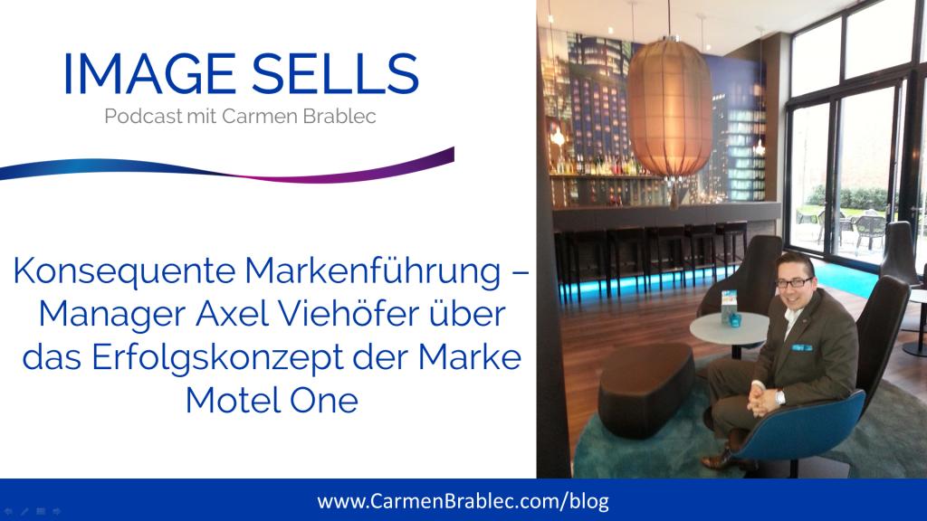 Konsequente Markenführung - das Erfolgskonzept der Marke Motel One