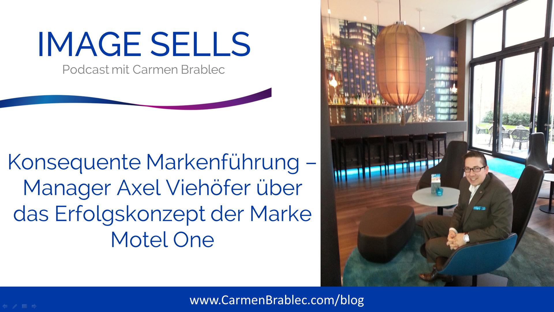 Konsequente Markenführung – das Erfolgskonzept der Marke Motel One
