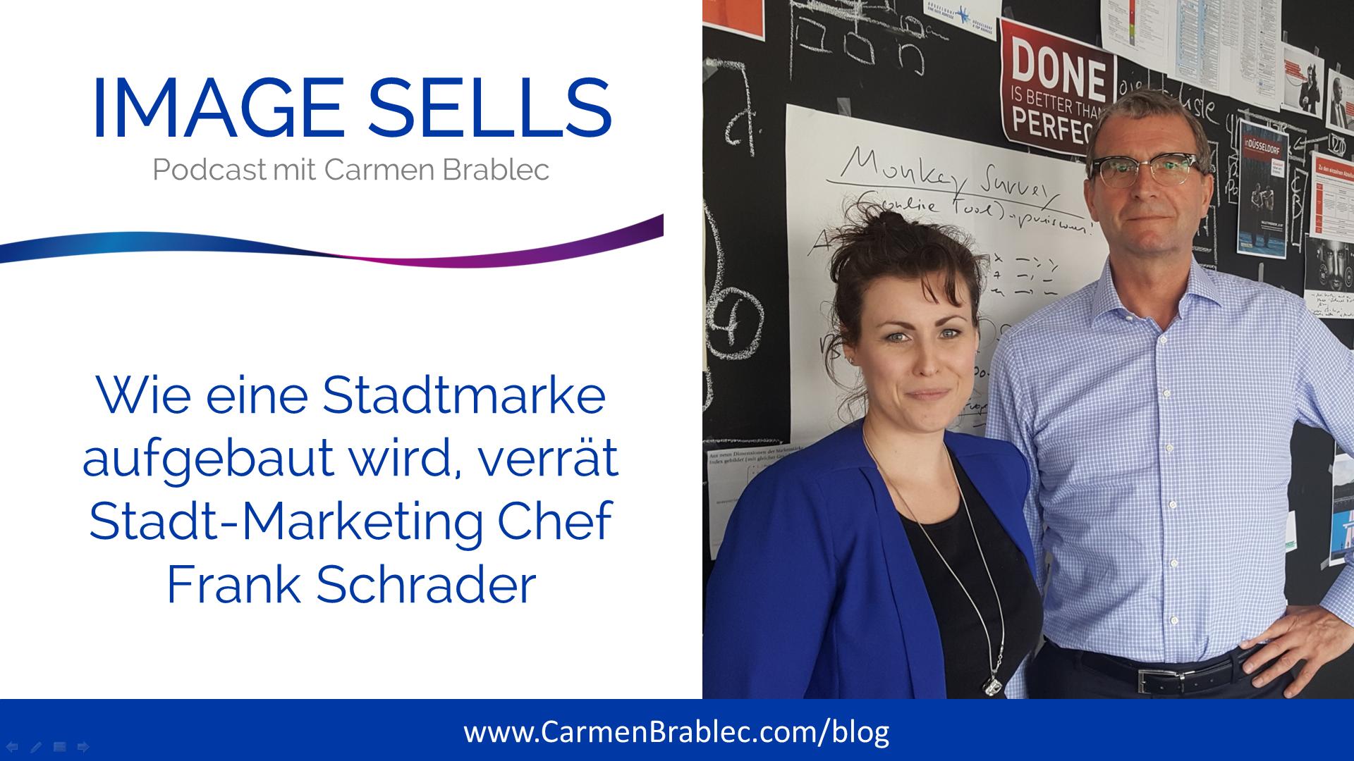 Was Unternehmer vom Aufbau einer Stadtmarke lernen können – Interview mit Frank Schrader – ISP #016