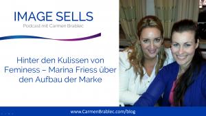 Hinter den Kulissen von Feminess - Marina Friess über den Aufbau der Marke